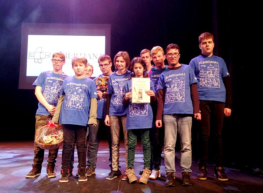 Sukces wychowanków Specjalnego Ośrodka Szkolno-Wychowawczego w Turku