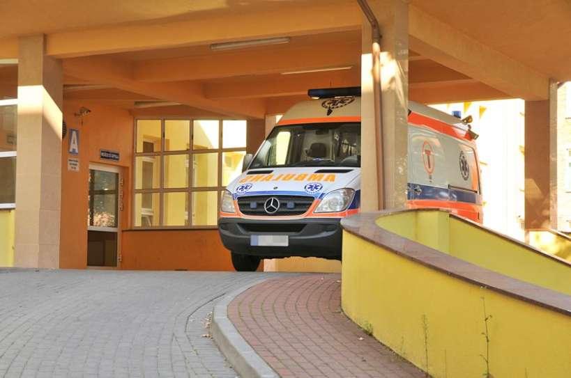 Szpital ogranicza przyjęcia chorych. Komumikat SP ZOZ w Turku.