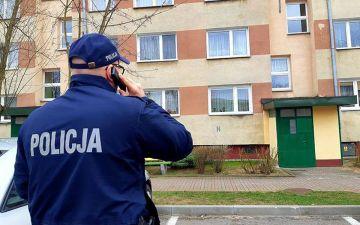 Zwiększona ilość osób w kwarantannie - Policja wszczyna kontrole w Turku