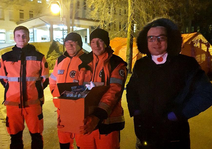 Ruszyła społeczna zbiórka na kolejny respirator dla turkowskich ratowników medycznych