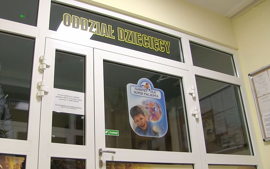 Turkowscy przedsiębiorcy wspierają oddział dziecięcy w Turku. Za hojność dziękuje ordynator oddziału