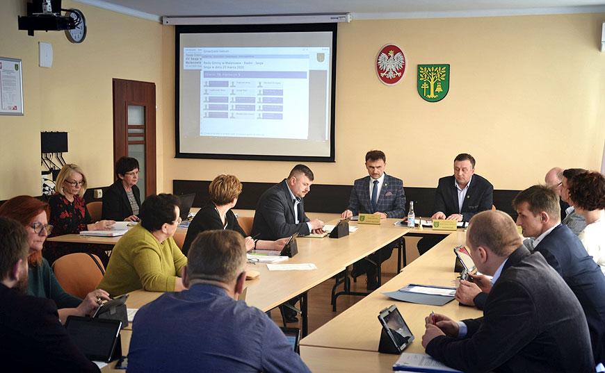 Szkoła Podstawowa w Kotwasicach zlikwidowana - fot. UG Malanów