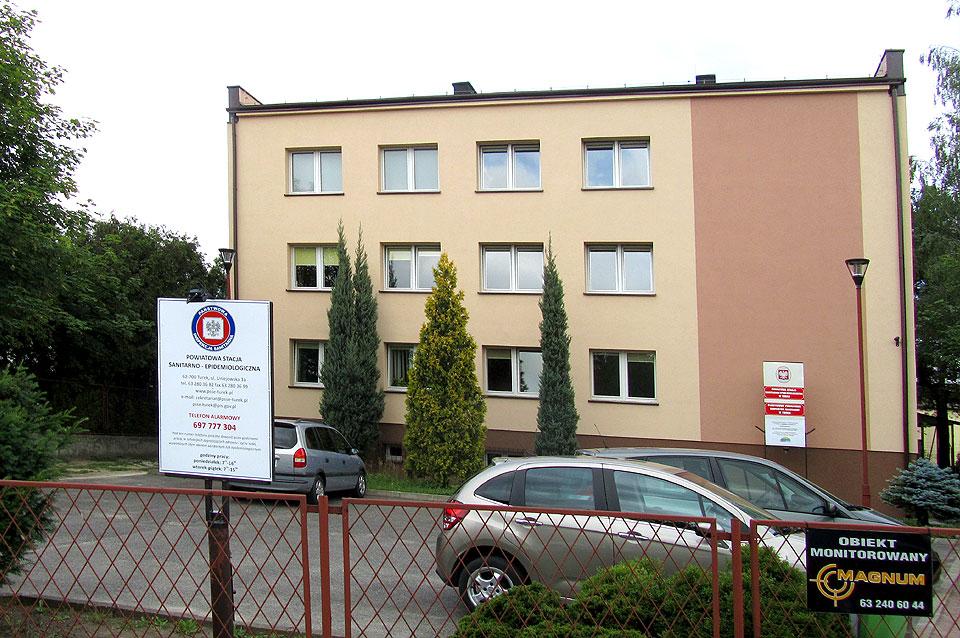 Komunikat Powiatowej Stacji Sanitarno-Epidemiologicznej w Turku