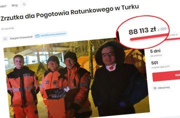Zbiórka dla pogotowia w Turku bliska finału....