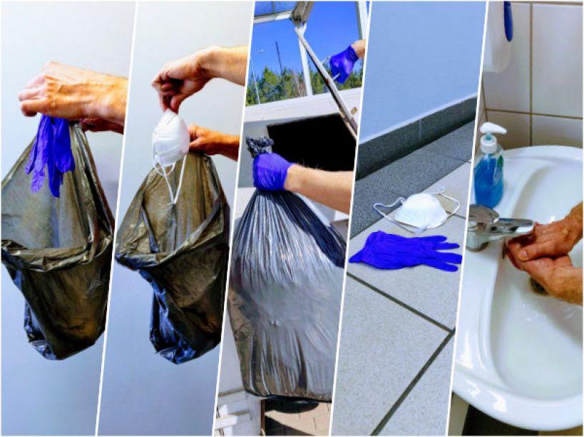 Jak postępować z odpadami w czasie epidemii koronawirusa