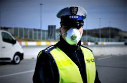 W weekend policjanci nałożyli 32 mandaty. Poziom zdyscyplinowania...