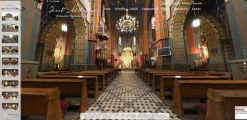 Spacer po muzeum i kościele możliwy z każdego...