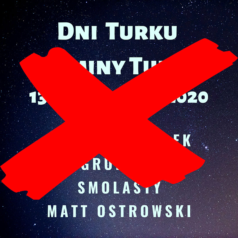 Dni Turku i Gminy Turek odwołane