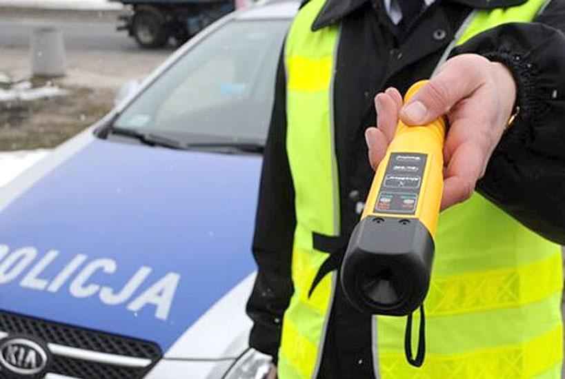 Obywatelskie zatrzymanie pijanego kierowcy. 28-latek miał 4,1 promila!