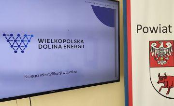 Zaprezentowano logotyp Wielkopolskiej Doliny...