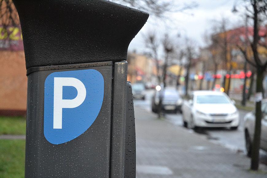 Start parkomatów w Turku od 4 maja - fot. Archiwum Turek.net.pl