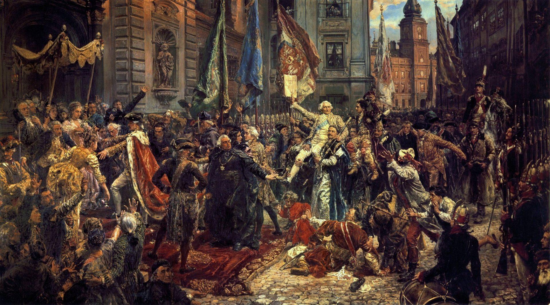 Listy do redakcji: Dlaczego Konstytucja 3 Maja nie mogła uratować Rzeczypospolitej