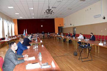 XVII Sesja Rady Gminy Przykona mimo pandemii...