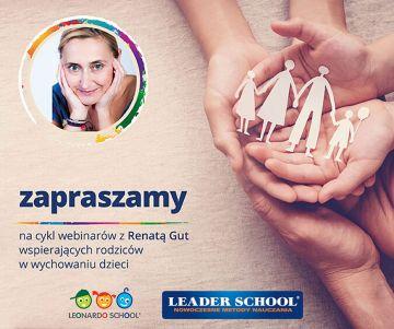Poznamy siebie, zrozumiemy Ciebie. Leader School zaprasza na webinar z Renatą Gut