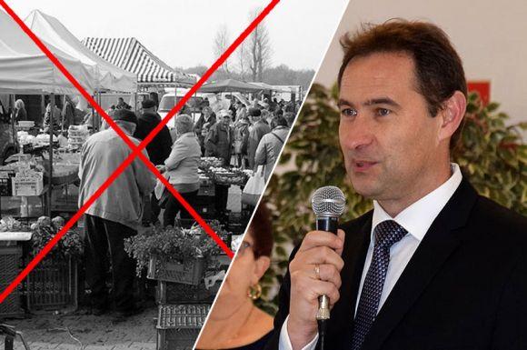 Zakaz handlu na targowisku w Tuliszkowie -...