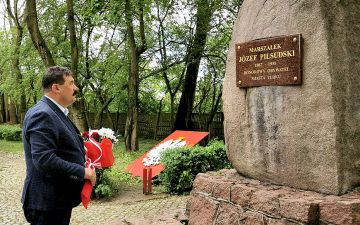 Obchody 85. rocznicy śmierci marszałka Józefa...