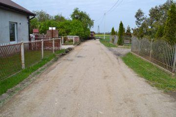 Ruszyła budowa drogi w sołectwie Skarżyn-Kolonia