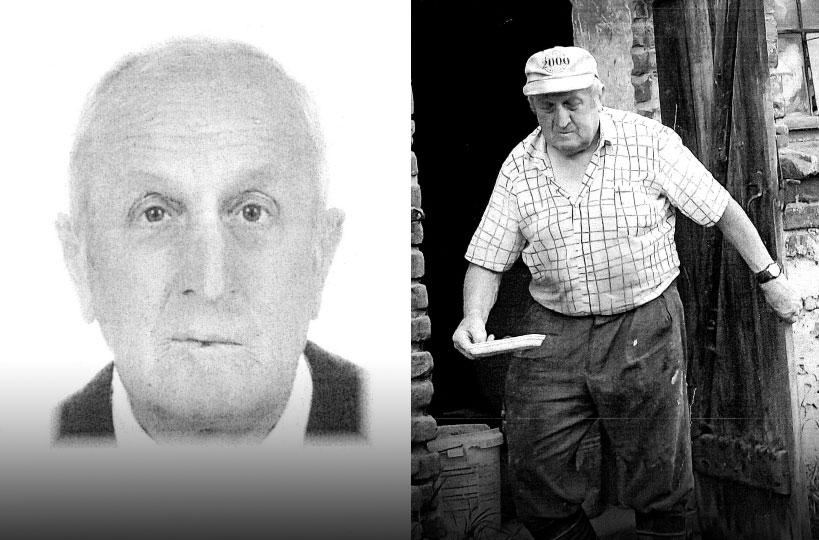 Poszukiwany 69-letni mieszkaniec Słodkowa Koloni. Policja apeluje o pomoc! - fot. KPP Turek