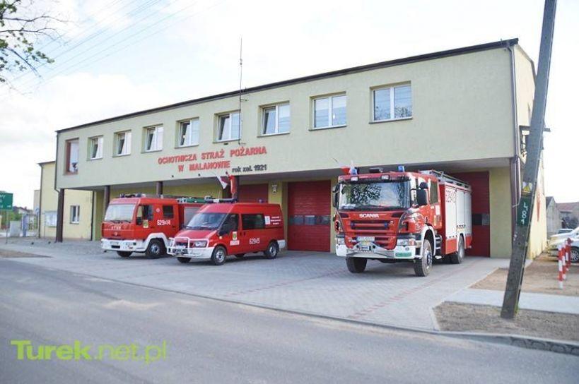 OSP Malanów organizuje zbiórkę złomu.
