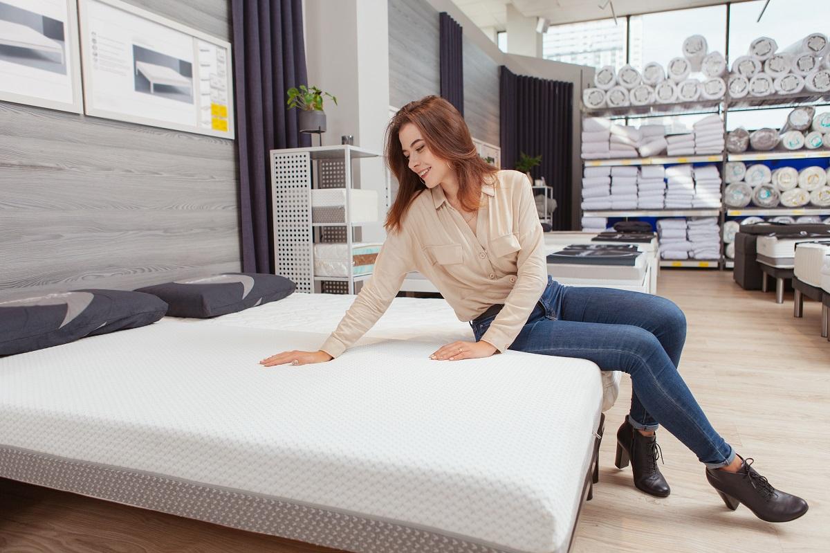 Jakie materace do spania zapewnią komfortowy sen - 5 wskazówek doboru rozmiaru materaca