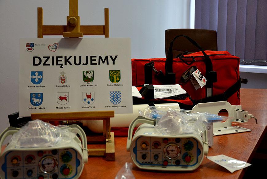 Nowe stacjonarno-mobilne respiratory już w szpitalu