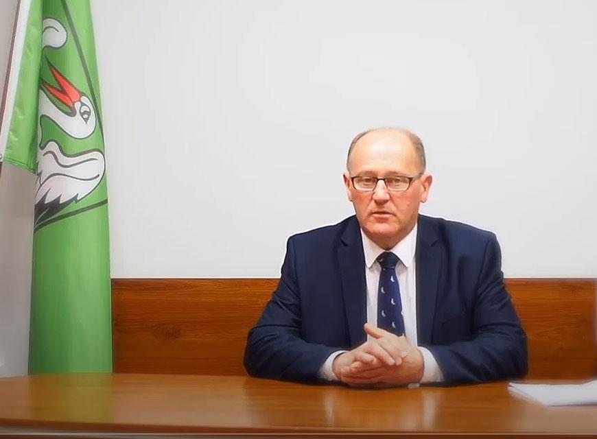 Wideo: Dzień Samorządu Terytorialnego z życzeniami Wójta gminy Kawęczyn w tle