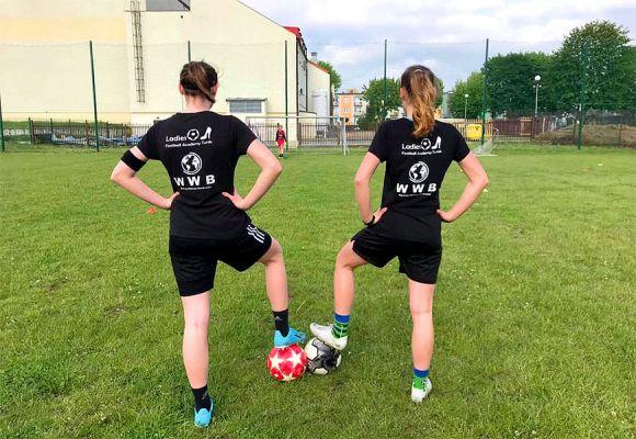 Dziewczyny mają moc - zostań zawodniczką LFA Turek już dziś!