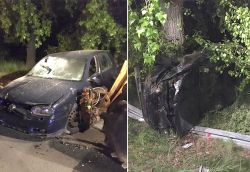 Policjant z Turku po służbie zatrzymał pijanego kierowcę