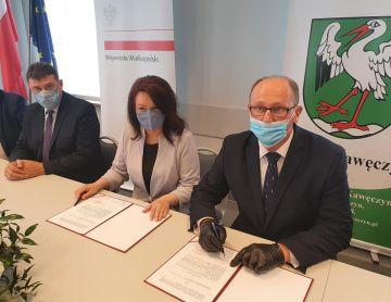 Urząd Wojewódzki dofinansuje budowę Gminnego...