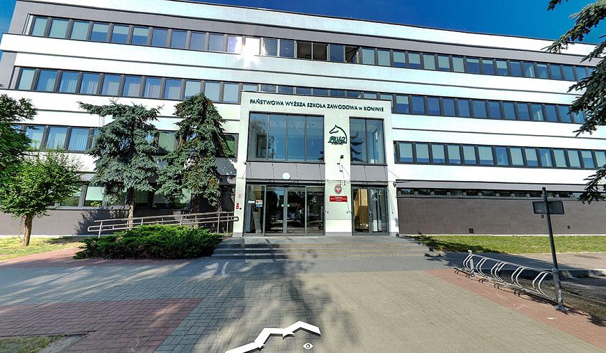 Nowy rektor Państwowej Wyższej Szkoły Zawodowej w Koninie w Koninie