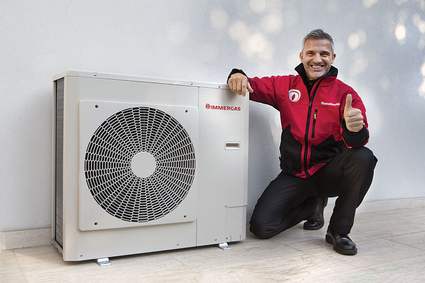 Pompy ciepła Immergas - technologia w zgodzie z naturą
