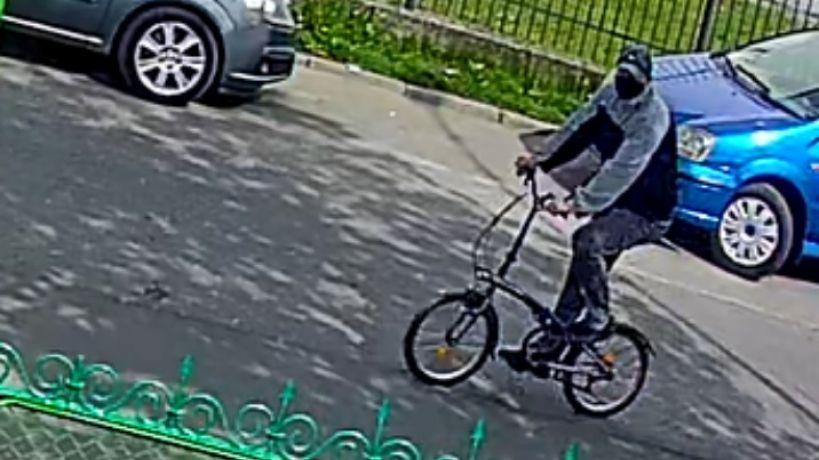 Rozpoznajesz tego mężczyznę? Policja publikuje wizerunek poszukiwanego. - fot. KPP Turek