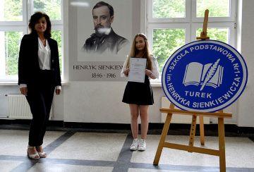 Liwia Olejnik - laureatką Wojewódzkiego...