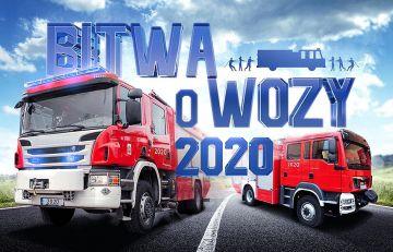 Wyborcza bitwa o wozy strażackie także wśród...