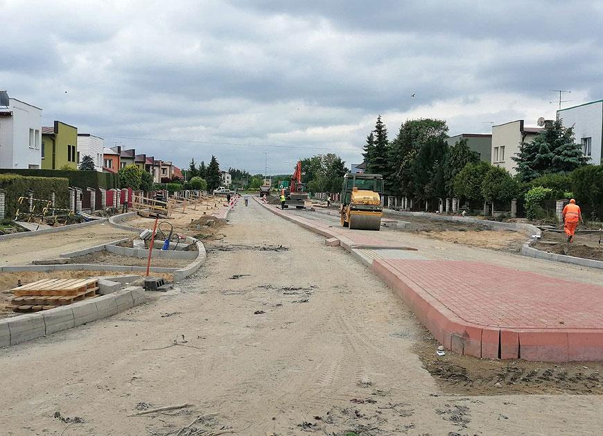 W weekend utrudnienia na skrzyżowaniu Uniejowskiej z Armii Krajowej - fot. UM Turek