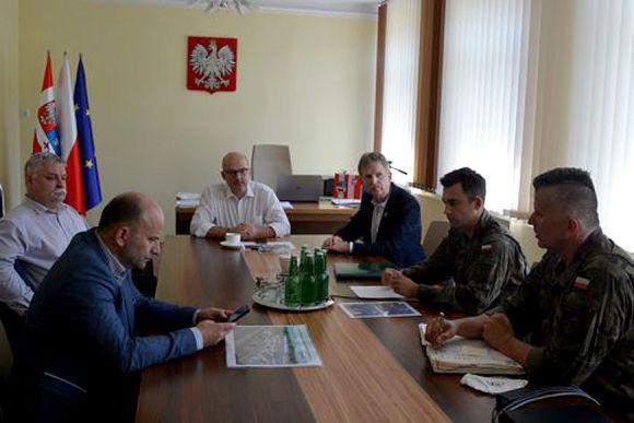Żołnierze 12 Wielkopolskiej Brygady Obrony...