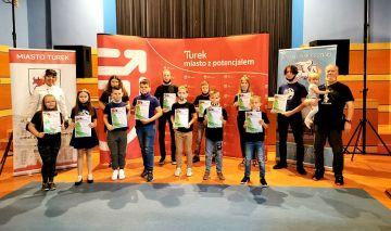 Stypendia sportowe dla zawodników Klubu Sportów i Sztuk Walk w Turku