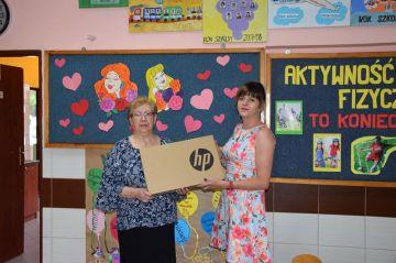 Szkoły podstawowe w gminie Tuliszków otrzymały...