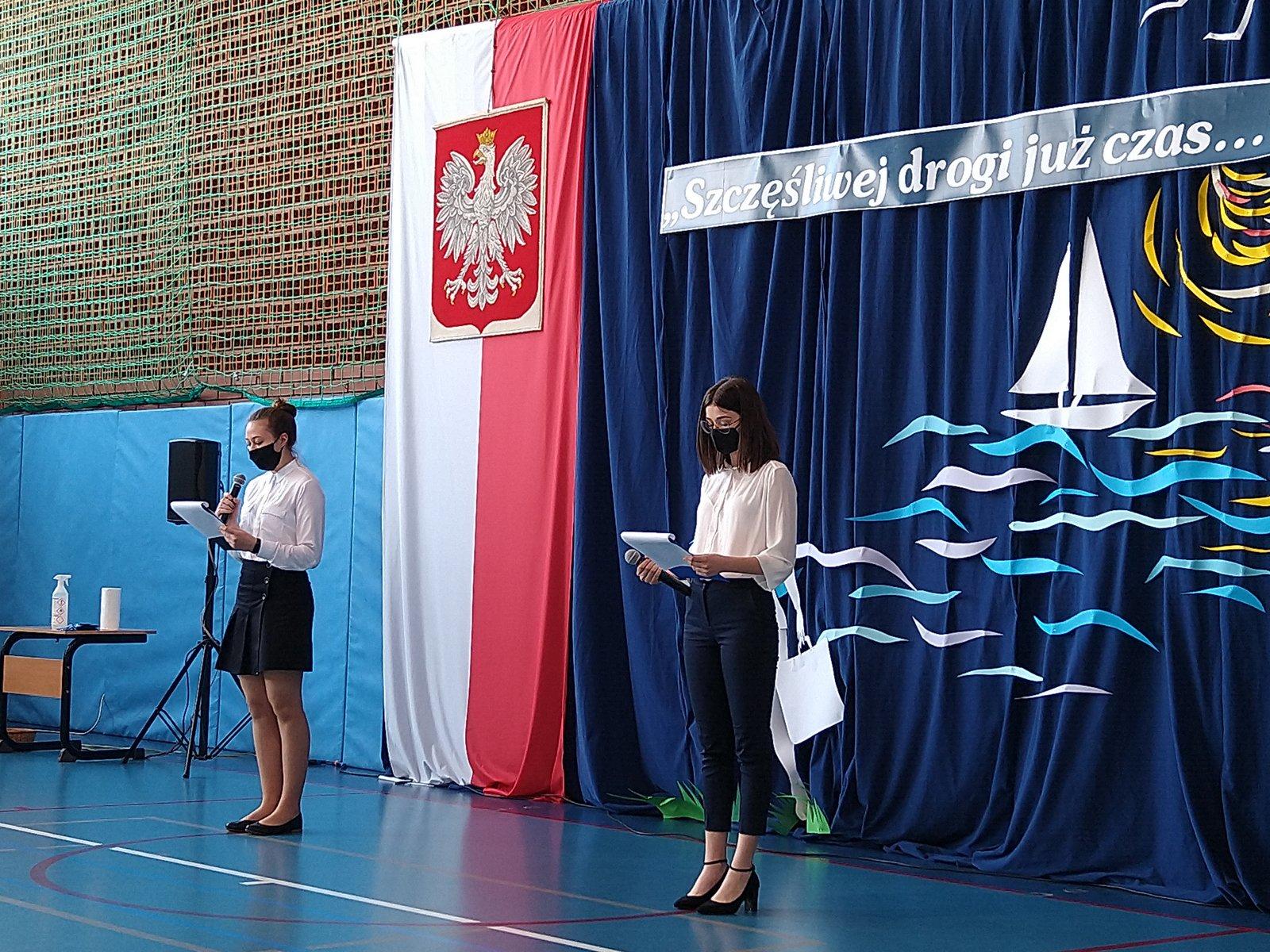 Zakończenie roku szkolnego w Szkole Podstawowej w Przykonie