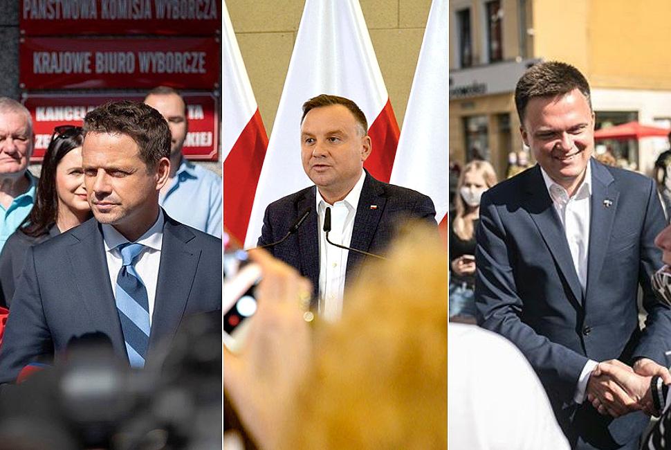 Andrzej Duda wygrywa w powiecie z miażdżącą przewagą. PKW podało pełne oficjalne wyniki I tury