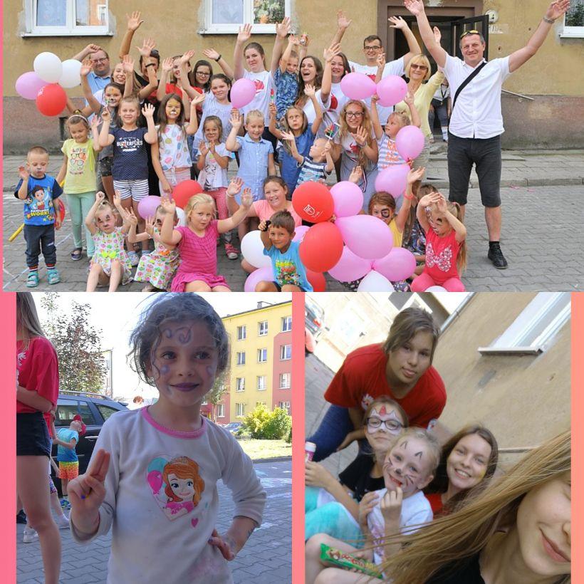 Miejski Ośrodek Pomocy Społecznej w Turku zaprasza na Kolorowe Wakacje na Osiedlu Matejki.