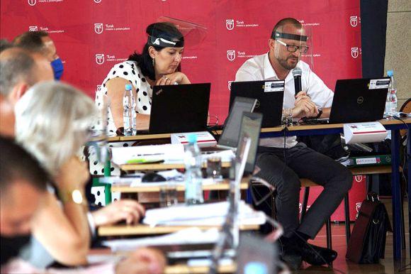 Miasto Turek: Wotum zaufania i absolutorium dla Burmistrza za 2019 rok