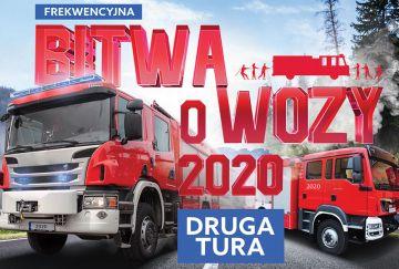 Druga szansa na wóz strażacki za 800 tys zł....