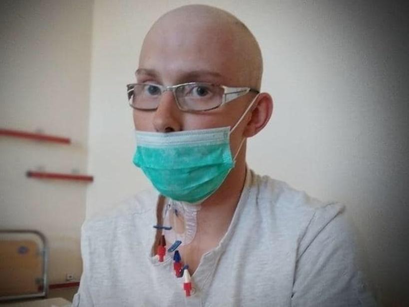 Razem przeciwko nowotworowi - licytacje dla Konrada
