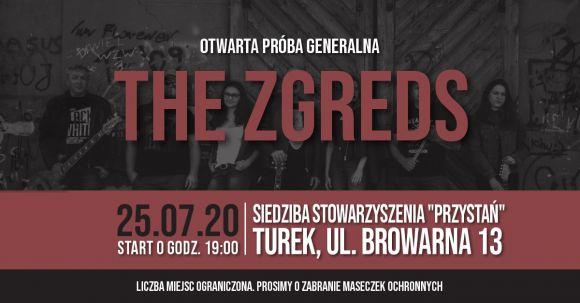 The Zgreds - otwarta próba generalna