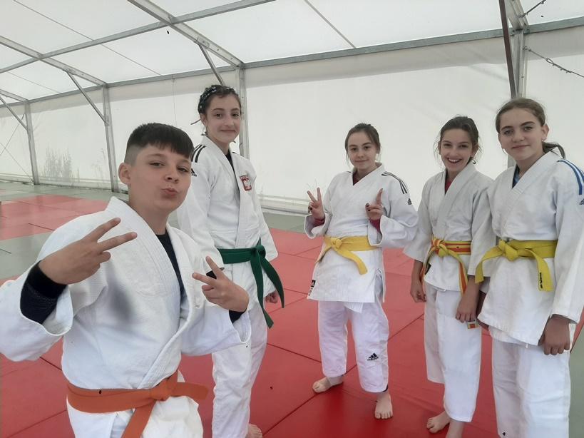 Obóz sportowo-rekreacyjny członków UKS Judo Tuliszków - Zdjęcie nadesłane