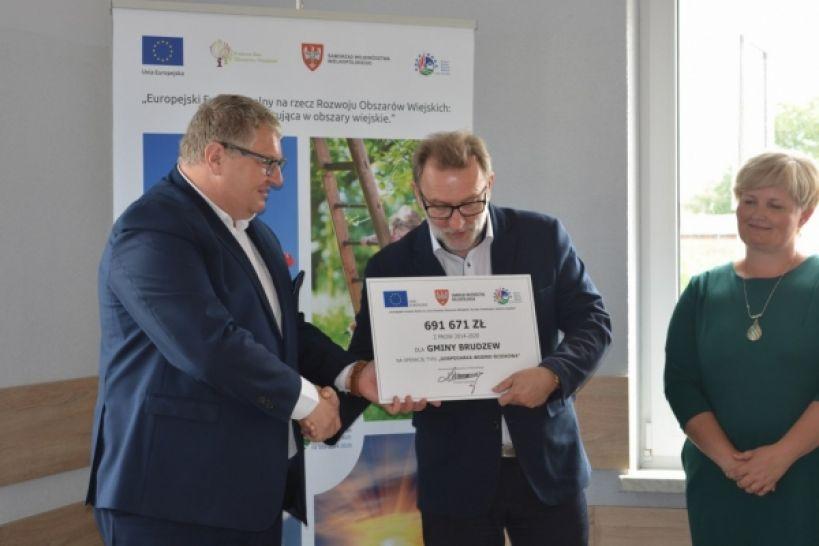 Dobre wieści dla miejscowości Tarnowa! Hydrofornia z dofinansowaniem.