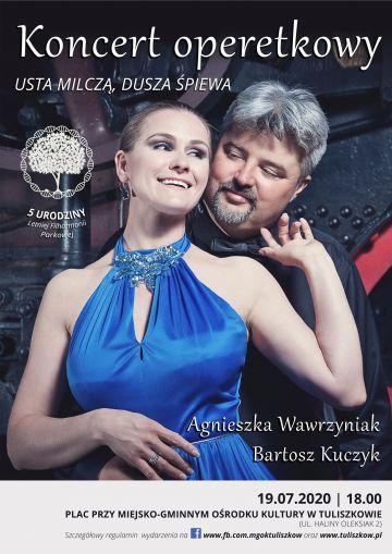Koncert operetkowy w Tuliszkowie