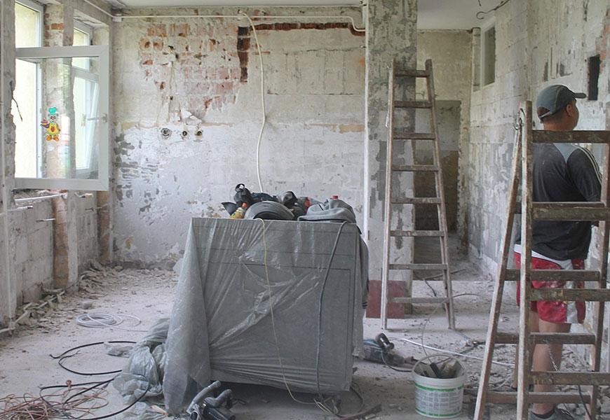 Wakacyjne remonty w podstawówkach i przedszkolach - fot. UM Turek