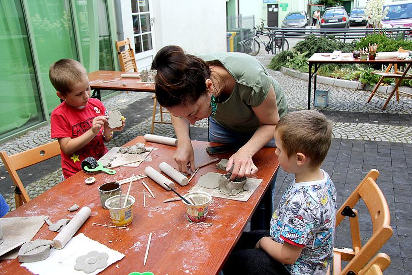 Wakacyjne spotkanie z ceramiką w Muzeum